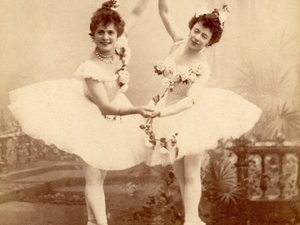 Ранние бальные танцы