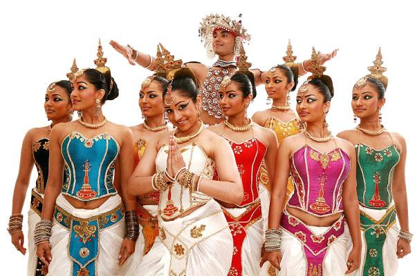 Народные танцы Шри-Ланки