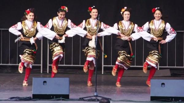 Европейские народные танцы