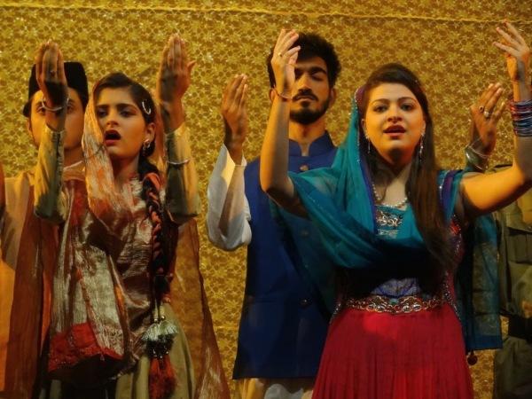 Театр урду