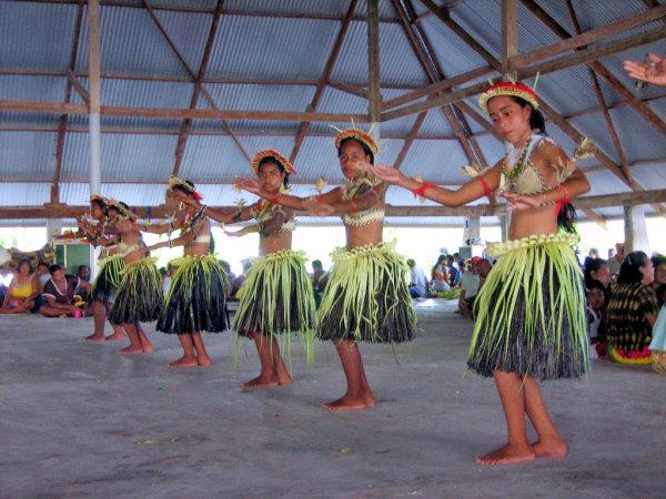 Танцы Кирибати