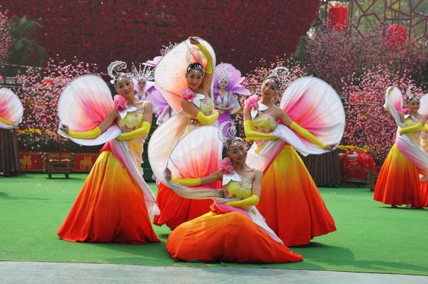 Традиционные китайские танцы