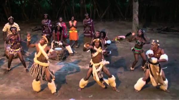 Африканские религиозные танцы