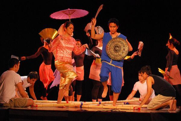 Филиппинские народные танцы