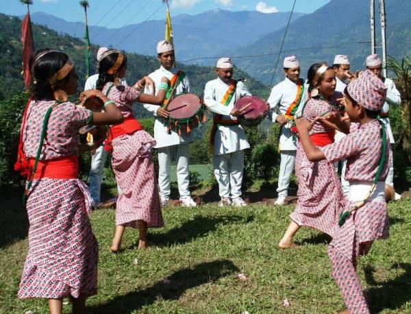 Непальские танцы