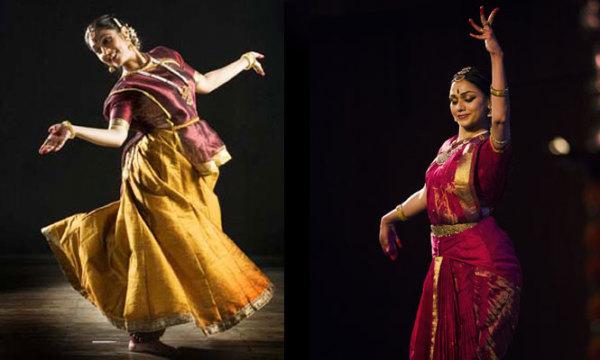 Индийско-персидский танец катхак