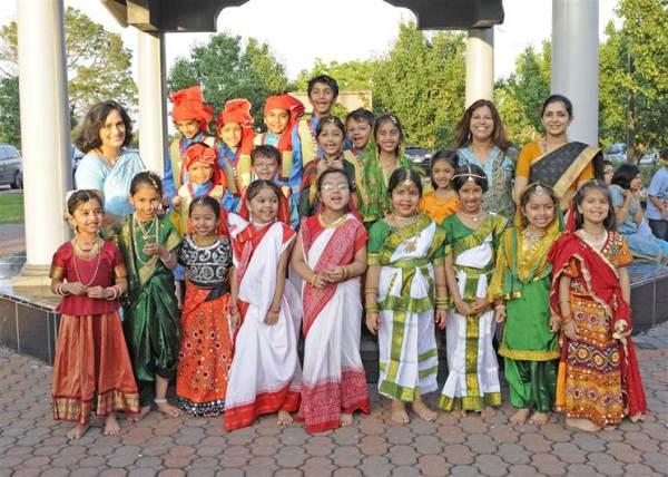 Танцы в различных культурах