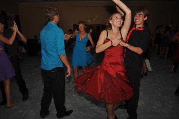 Южноафриканский танец сокки