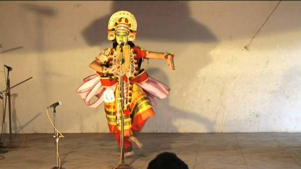Туллал - храмовый танец