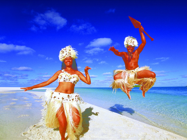Танцы островов Кука