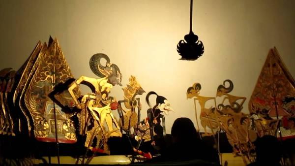 Театр теней ваянг кулит