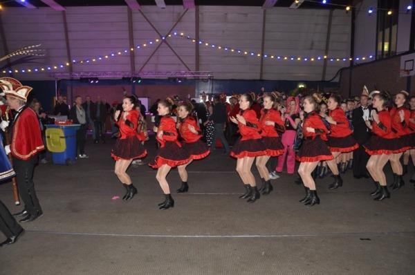 Голландский танец De Zevensprong