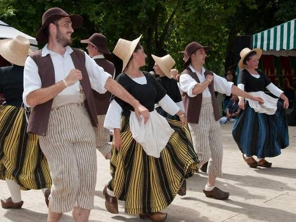 Валлонские танцы