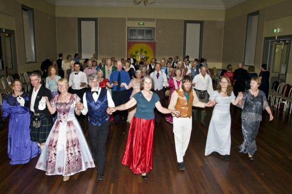 Австралийские танцы