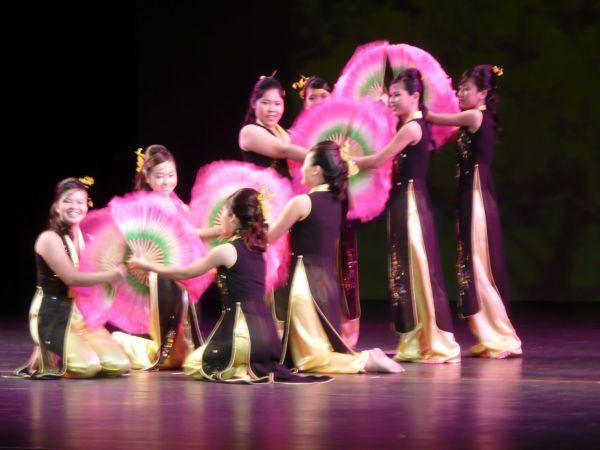 Вьетнамские традиционные танцы