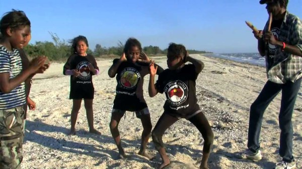 Австралийские традиционные танцы