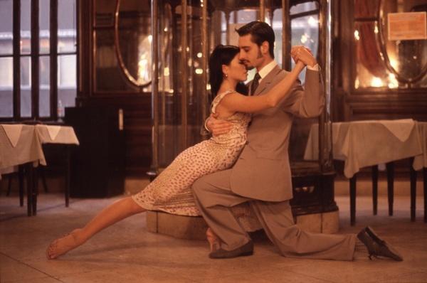 Танго больших танцполов