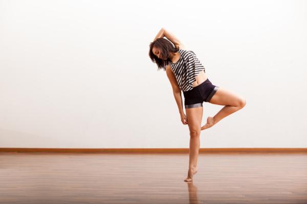 Первые шаги в мире танца