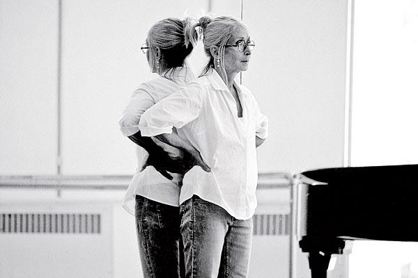 Танцовщица и хореограф Твайла Тарп