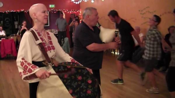 Болгарский народный танец «дайчово хоро»