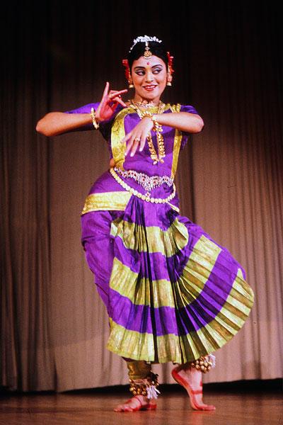 Бхаратанатьям - самый известный из танцев ласья
