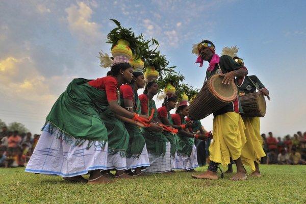 Племенной танец