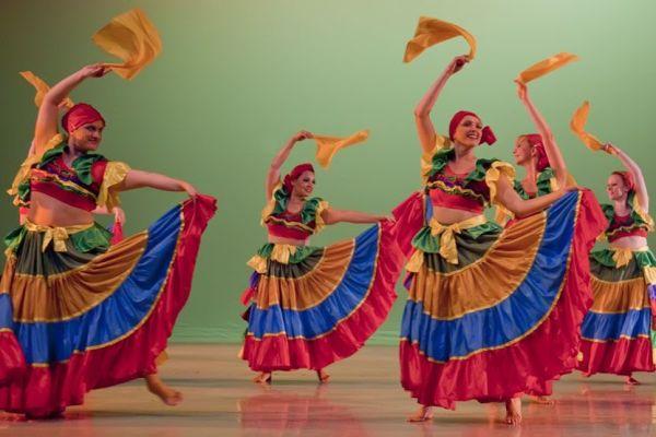 Гаитянские танцы