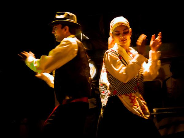 Танцы Гоа