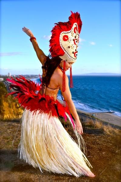 Полинезийские танцы