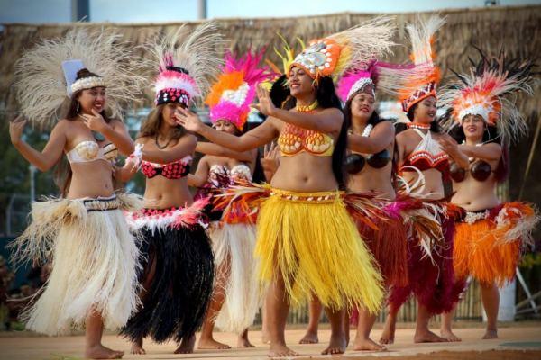 Танцы островов Общества