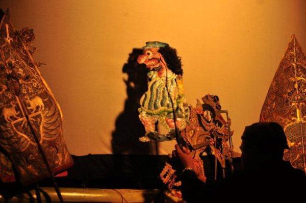 Индонезийский театр теней ваянг кулит