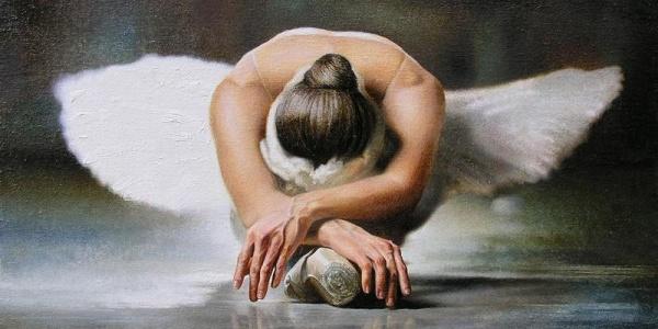 Диета - образ жизни балерины
