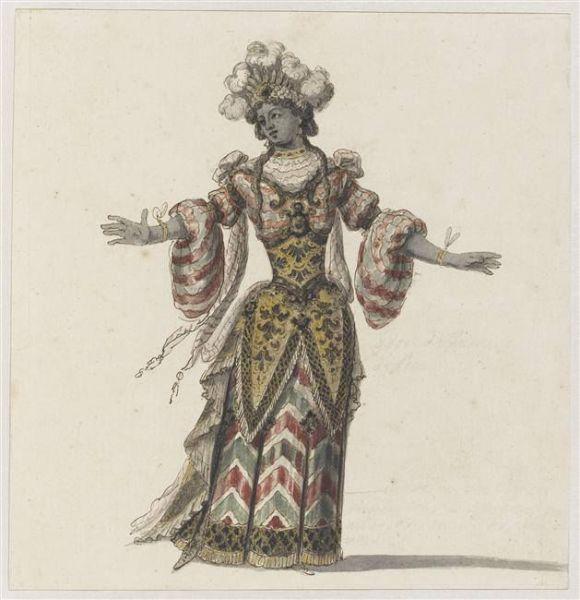 Балет 17 века