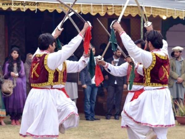 Танец хаттака