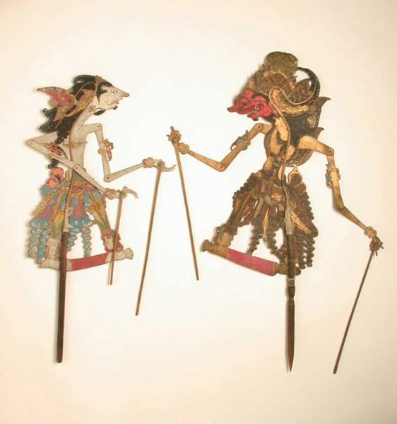 Куклы в ваянг кулит