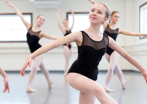 Обучение балету
