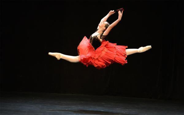 Развитие танца