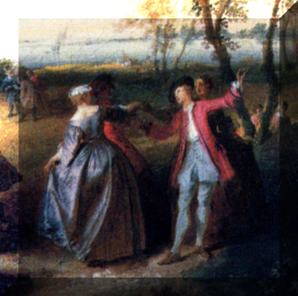 Танцы раннего Ренессанса