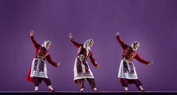 Современный турецкий театр