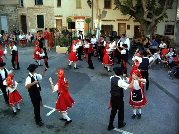Португальские народные танцы