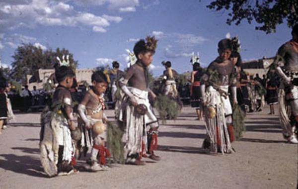 Танцы пуэбло