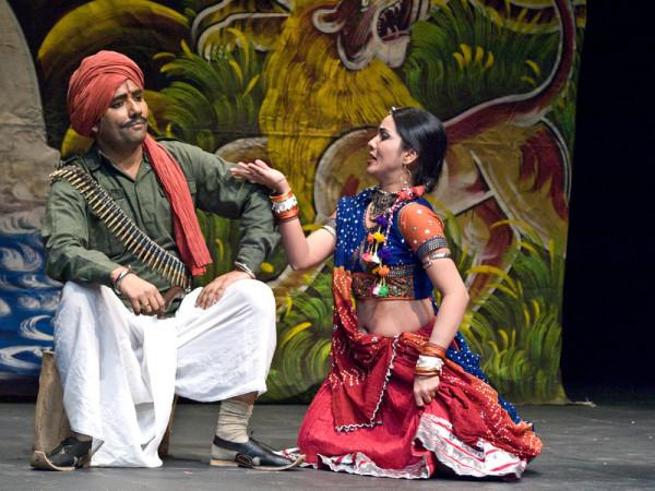 Народный театр штата Андхра Прадеш