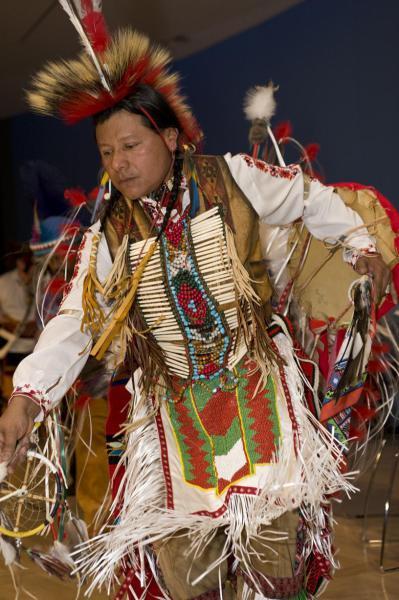 Танцы американских индейцев