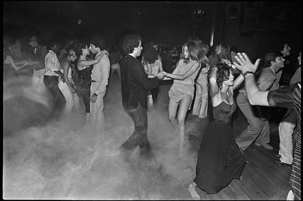 Танцы диско