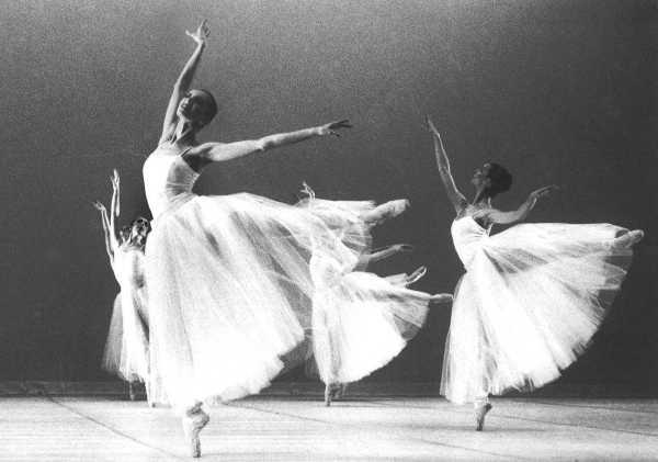 Романтический балет