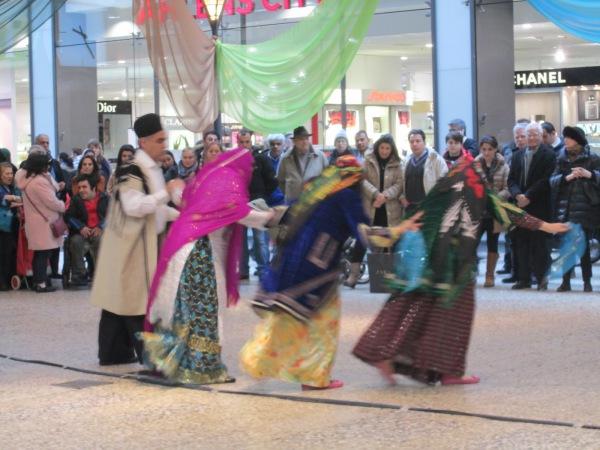 Традиционные персидские танцы