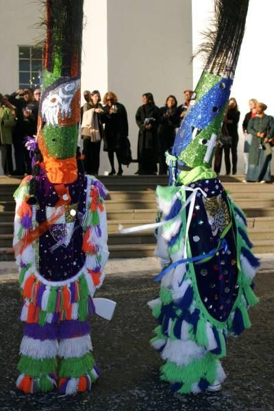 Гомби — танец Бермудских островов