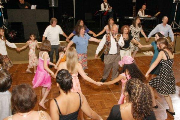 Израильский танец