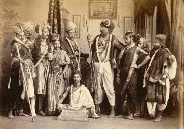 Индийский театр маратхи