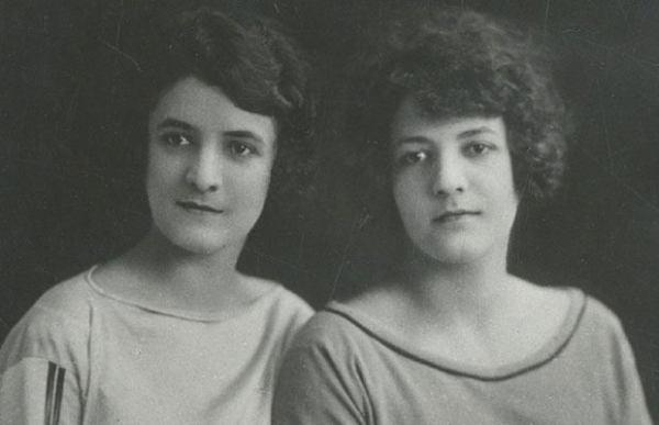 Любица Янкович и Даница Янкович